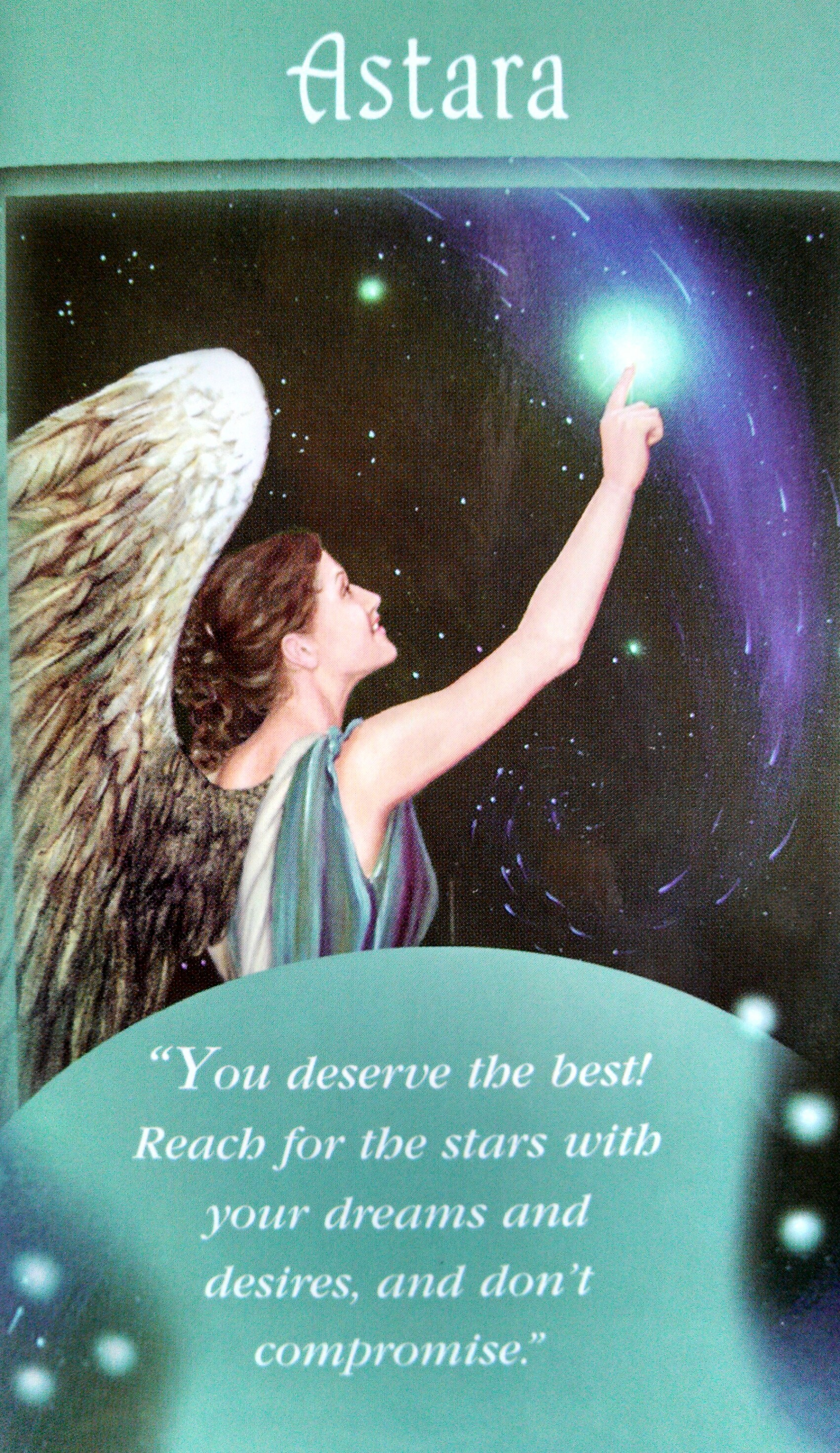 Messages From Your Angels Oracle Card Deck Intuitive