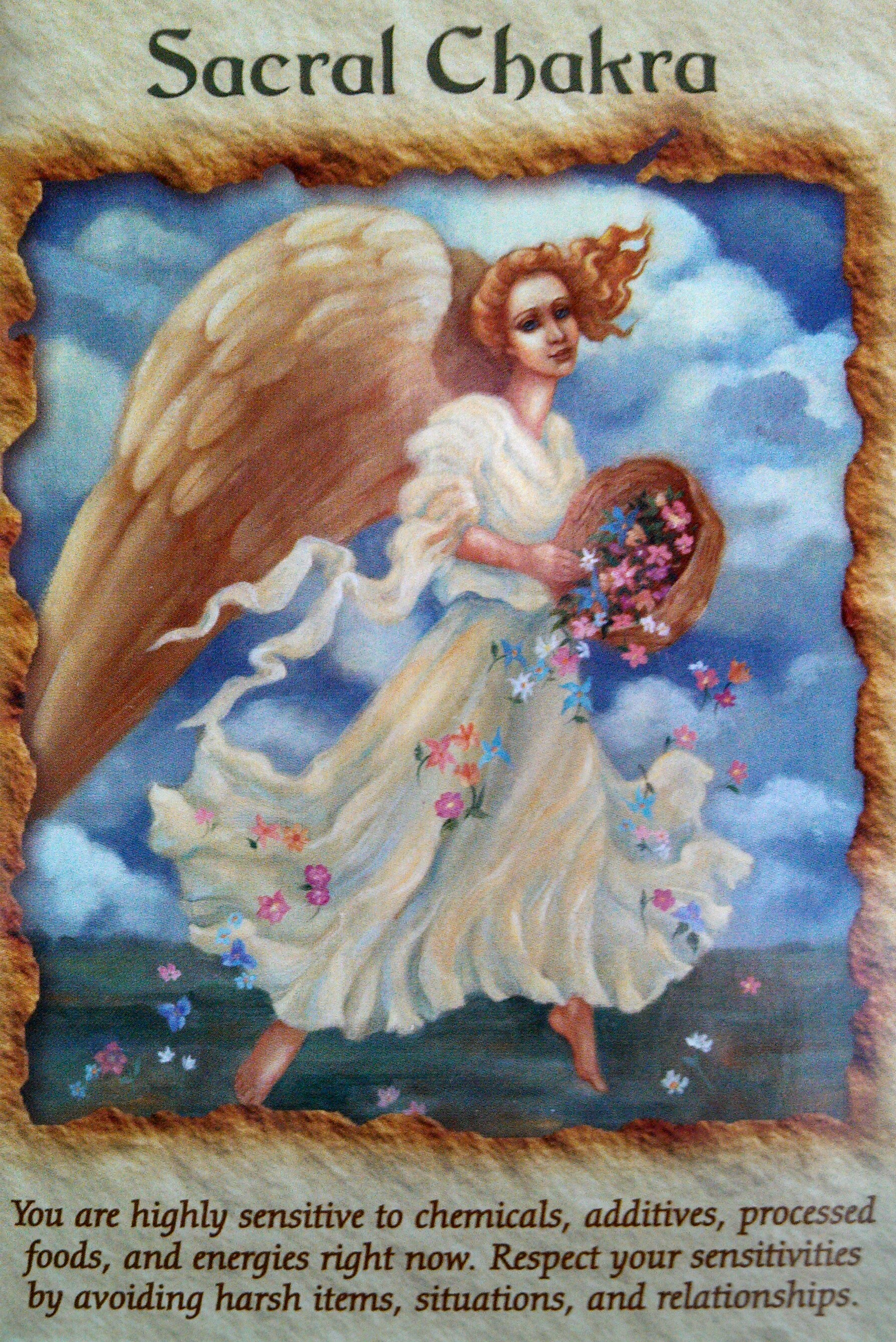 Angel Therapy Oracle Cards Doreen Virtue: Angel Therapy Oracle Card Deck