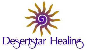 desertstar logo and text copy