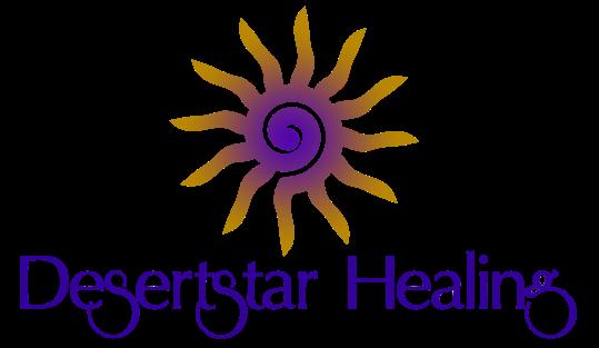 New! DesertStar Healing logo